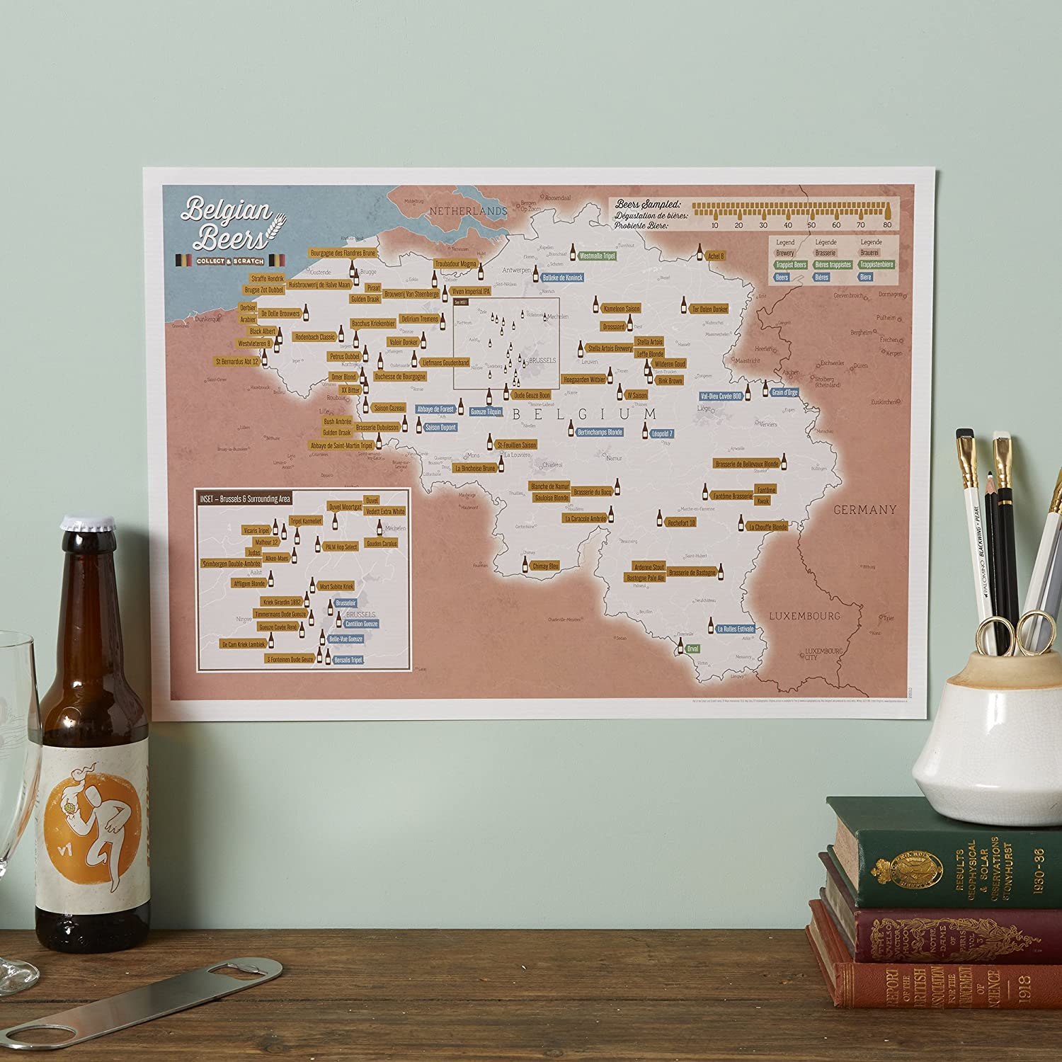 11 gifts for a Belgian beer lover