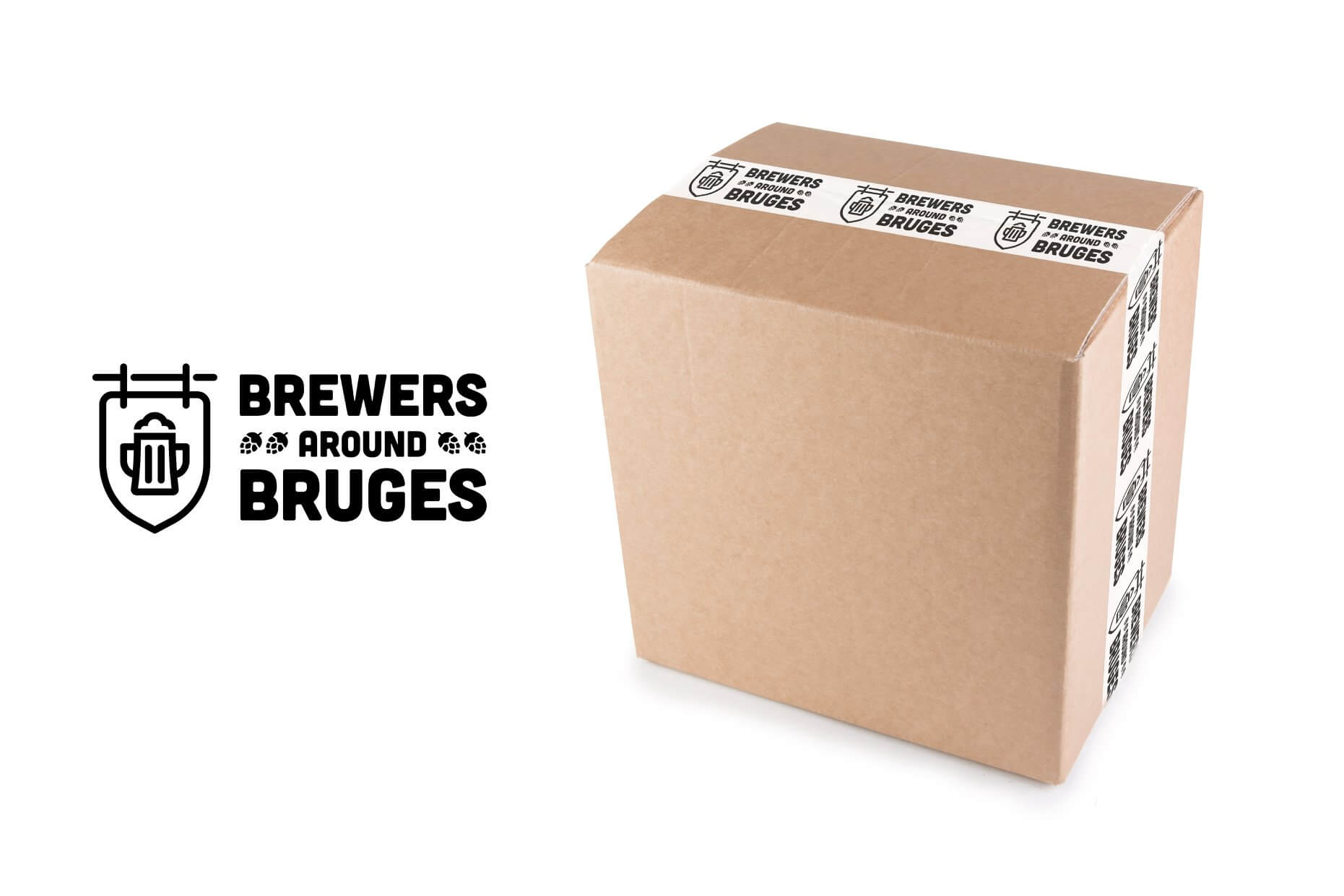 Brewers around Bruges create a beer discover box