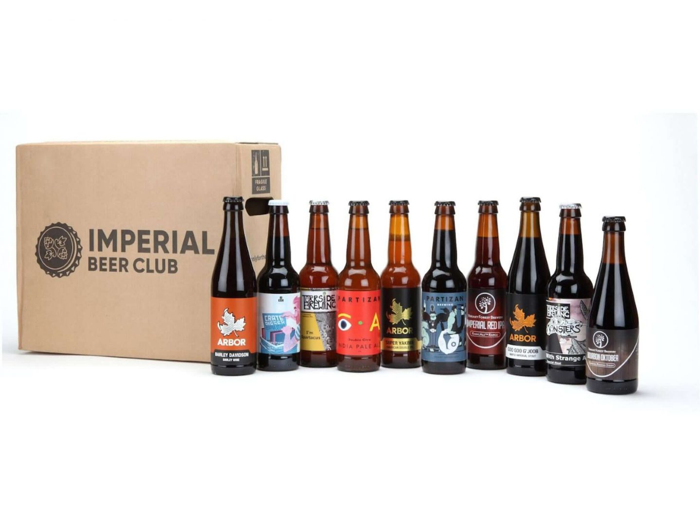 ALL beer subscription boxes in 2020
