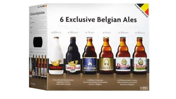6 Exclusive Belgian Beers on offer at Lidl