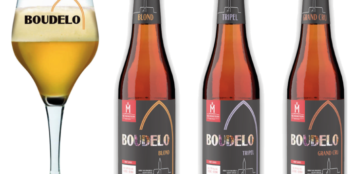 A new Belgian abbey beer: Boudelo